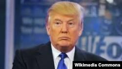 دونالد ترامپ، یکی از کاندیداهای حزب جمهوریخواه برای انتخابات ریاست جمهوری ۲۰۱۶ آمریکا