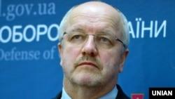 Litwanyň goranmak ministri Juozas Olekas