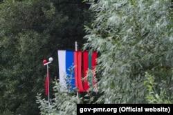 În timpul aplicațiilor ruso-transnistrene