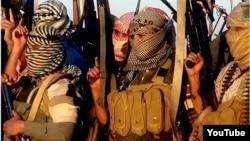 «Իսլամական պետության» զինյալներ Իրաքում, արխիվ