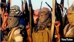 Իրաք - «Իսլամական պետության» զինյալները Թիքրիթի մերձակայքում, արխիվ