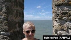 Cetatea Albă, Nistrul înainte de vărsarea în Marea Neagră