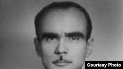 Ğabdraxman Saqmari. Ğailä älbomındağı foto