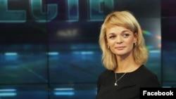 Гендиректор «Першого кримського» Катерина Козир