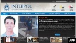 Fotoja e të dyshuarit për sulmin në Burgas në faqen e Interpolit në Internet