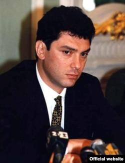 Борис Немцов, 1997 год