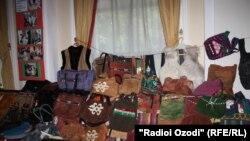 Намоишгоҳи ҳунарҳои дастӣ дар Душанбе