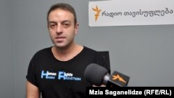 "Paata Sabelashvili: ""You can be taken at any moment."" (file photo)"