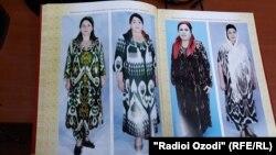 """Tacikistan - Tacik qadınlarının """"geyim qaydaları"""""""