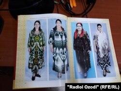"""Tacikistanda Mədəniyyət Nazirliyinin çap etdiyi """"dress kod"""""""