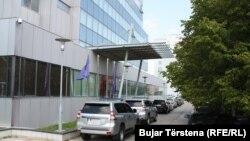 Ndërtesa e Qeverisë së Kosovës (Foto nga arkivi)