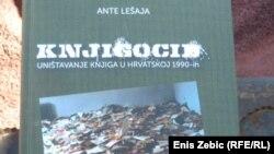 """Naslovnica knjige """"Knjigocid"""""""