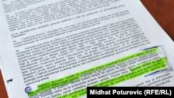 Dokumenti suda u Strasbourgu