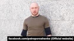 Новічков повернувся в Україну
