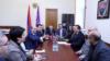 «Լուսավոր Հայաստանը» շարունակում է հանդիպումները անվտանգության ոլորտի կառույցների ղեկավարների հետ