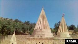 معبد لالش الأيزيدي في شيخان