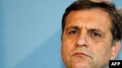 Поранешниот претседател на Македонија Борис Трајковски