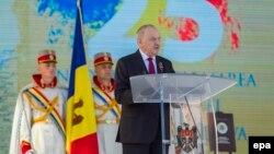 Нынешний президент Молдовы Николае Тимофти