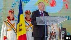 Нинішній президент Молдови Ніколає Тімофті