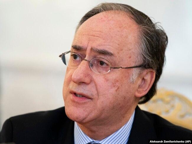 Генеральный директор ОЗХО Фернандо Ариас