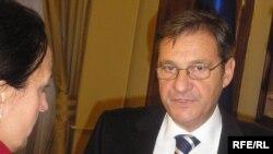 Посол Єврокомісії в Україні та Білорусі Жозе Мануал Пінту Тейшейра