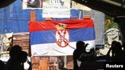 Барикади на северот од Косово