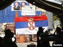 Barikade u Rudarama, avgust 2011.