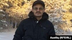 Рафис Кашапов, Татар қоғамдық орталығының жетекшісі.
