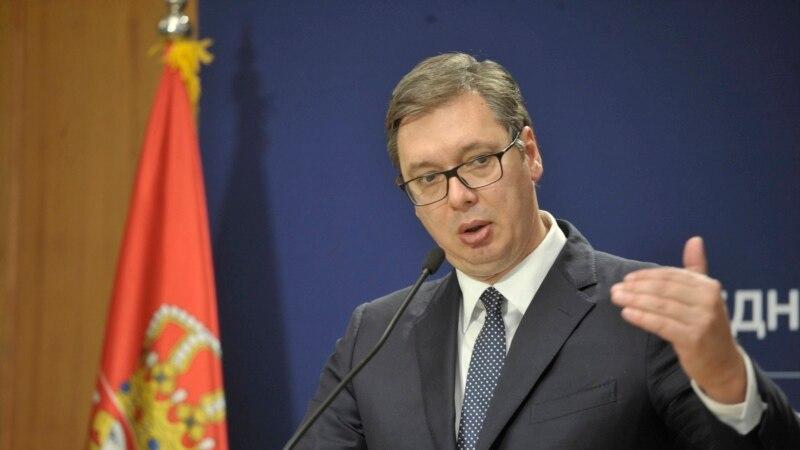 Vučić najavio uvođenje doživotne zatvorske kazne za najteža krivična dela