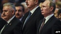 Rusija i Turska, članica NATO, podržavaju suprotstavljene strane u sirijskom sukobu