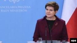 Прем'єр-міністр Польщі Беата Шидло