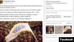 """Da se prisjete rata: Poziv Muhameda Švrakića na vojnu vježbu """"Zelenih beretki"""""""