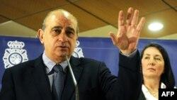 Министерот за внатрешни работи на Шпанија.