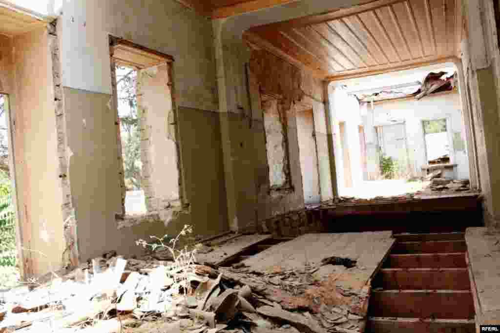 """""""Abşeron"""" sanatoriyasında bir gün #3"""