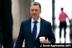 Kurt Volker is no longer serving as the special envoy to Ukraine.