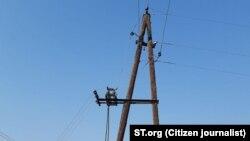 د ازبکستان برق