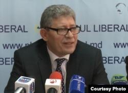 Liberal Party Mihai Ghimpu
