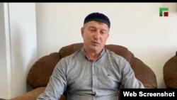 """Грозный"" телеканал, скриншот"