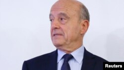 Мэр города Бордо, бывший премьер-министр Франции Ален Жюппе.