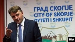 Петре Шилегов градоначалник на Скопје го назначи Енвер Малиќи за негов заменик
