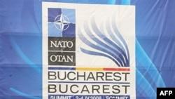 Summitul NATO de la București din 2008.