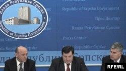 Sulejman Tihić, Milorad Dodik i Dragan Čović
