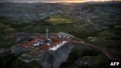 АҚШ-тағы мұнай кеніштерінің бірі. (Көрнекі сурет)