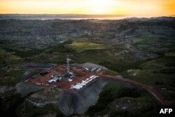 Добыча сланцевой нефти в Северной Дакоте