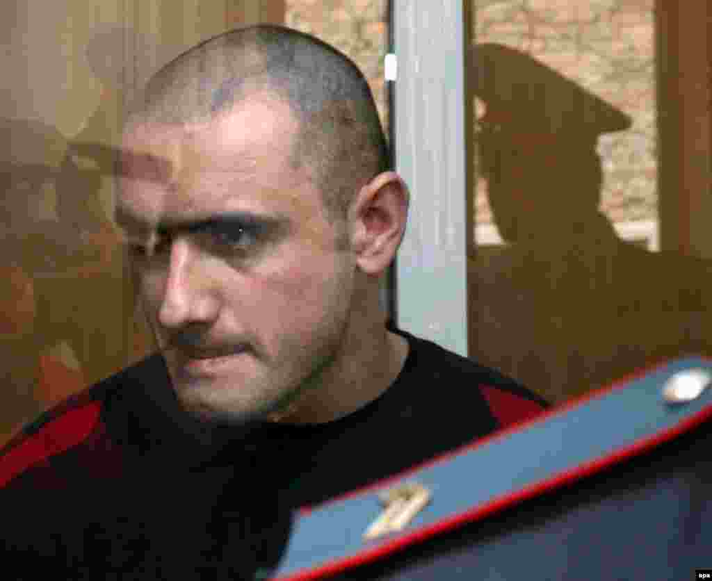 Nurpashi Kulayev, the only surviving militant of the Beslan siege, was sentenced to life in prison on May 26, 2006.