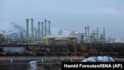 Ядерный реактор Арак, Иран. Фото из архива