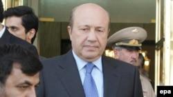 ایگور ایوانف رییس شورای امنیت روسیه
