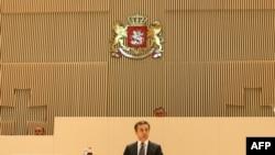 საქართველოს პრემიერ-მინისტრი ბიძინა ივანიშვილი