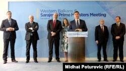 Premijeri Zapadnog Balkana na sastanku u Sarajevu