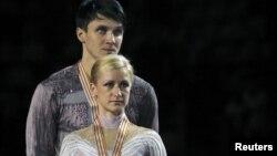 Тетяна Волосожар і Максим Траньков